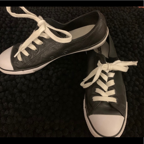 Converse Shoes | Leather Chuck Taylor